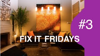 Interior Design | Modern Makeover Small Condo | Fix It Fridays 3