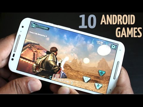 best paid android games july 2014