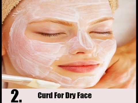 Home Reme For Dry Face