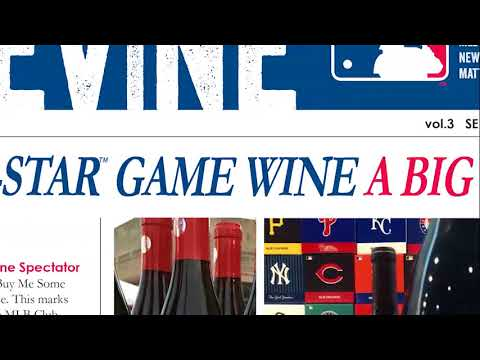 MLB Wine Opening Day 2016