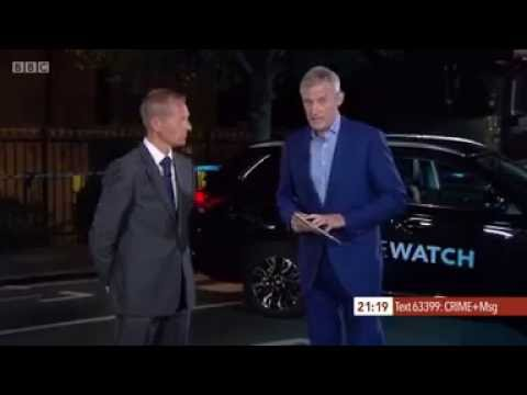 BBC Crimewatch UK Week 2 12/9/16