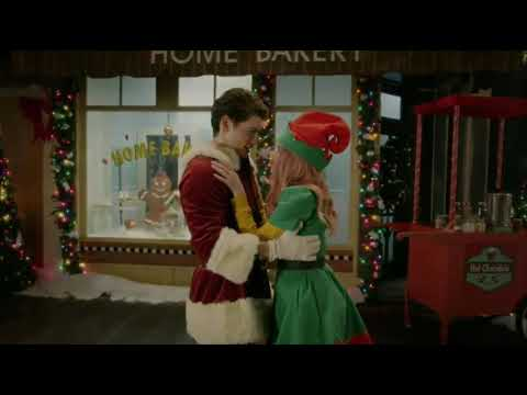 Santa Brought Me You - A Cinderella Story, Christmas Wish