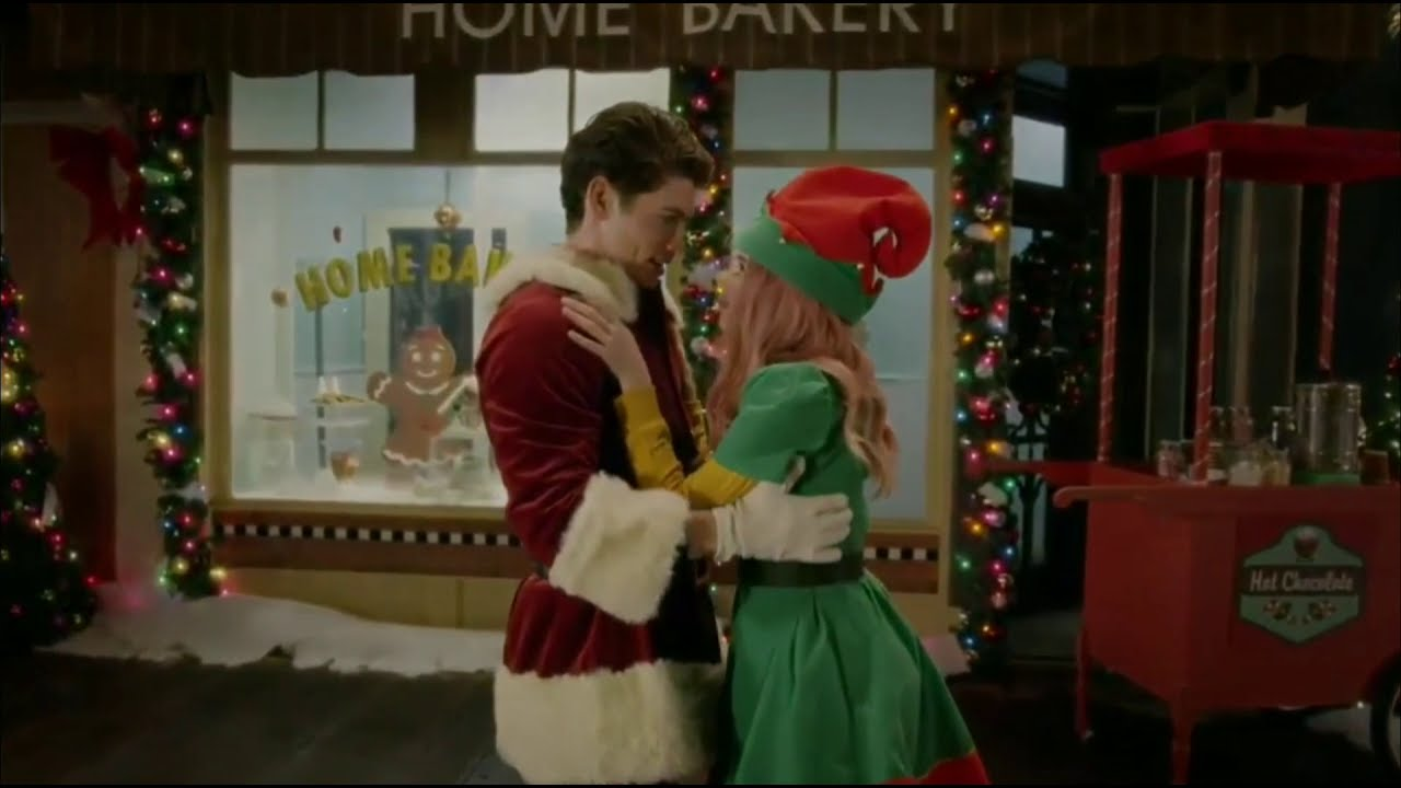 Download Santa Brought Me You - A Cinderella Story, Christmas Wish