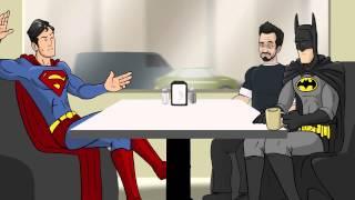 Как следовало было закончить фильм Железный Человек 3 [дубляж от KS]