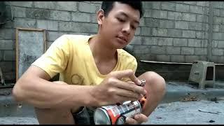 Make Flamethower Portable