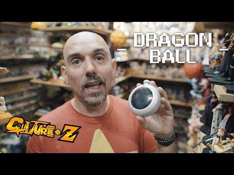 CULTURE Z - DRAGON BALL - Une des collections la plus complète de France