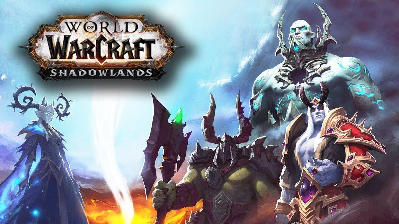 ОБЪЯВЛЕНА ДАТА ВЫХОДА Shadowlands! Новая студия Криса Метцена! | Новости Warcraft