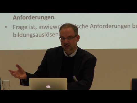 "Dr. Ivo van den Berk - ""Hamburger Modell Studierfähigkeit"""