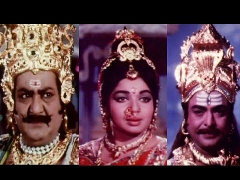 Gemini Ganesan, Jayalalithaa, SV Ranga Rao - Varugave Varugave - Aathi Parasakthi - Tamil Movie Song