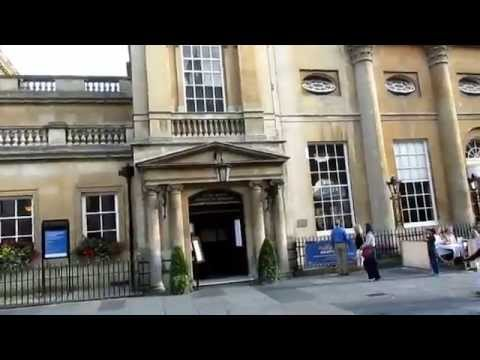 Let's Visit Bath, England (Part 1 of 2)