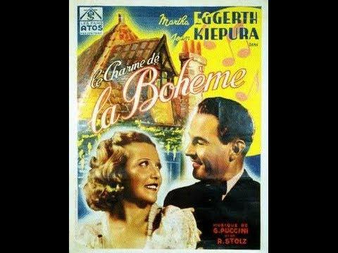 Martha Eggerth - Zauber der Boheme (1937)