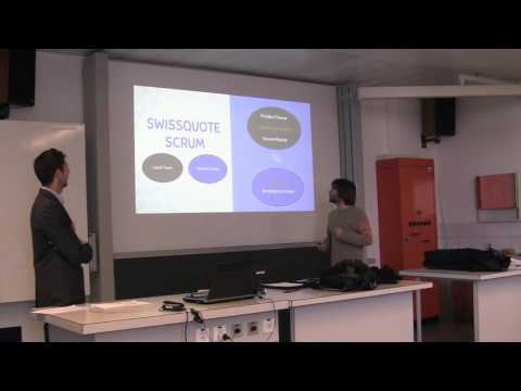 Softshake 2015:Benjamin Leroux et Julien Breneliere: Agility with Offshore teams