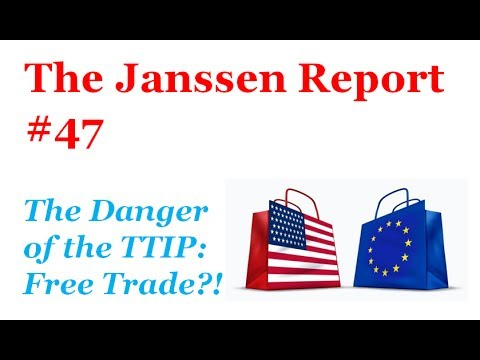 Transatlantic Trade And Investment Partnership Ttip Just A Free