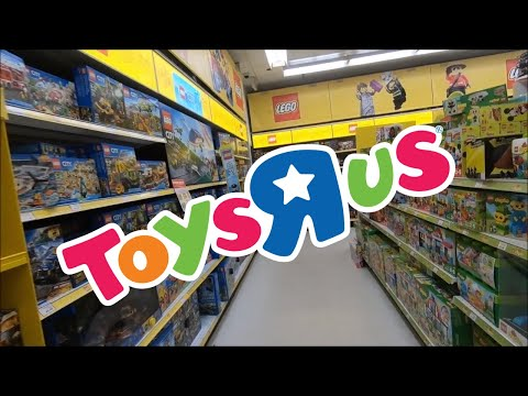 ToysRus Walk-Through Canada