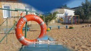 Феодосия  Золотой пляж(Видео -