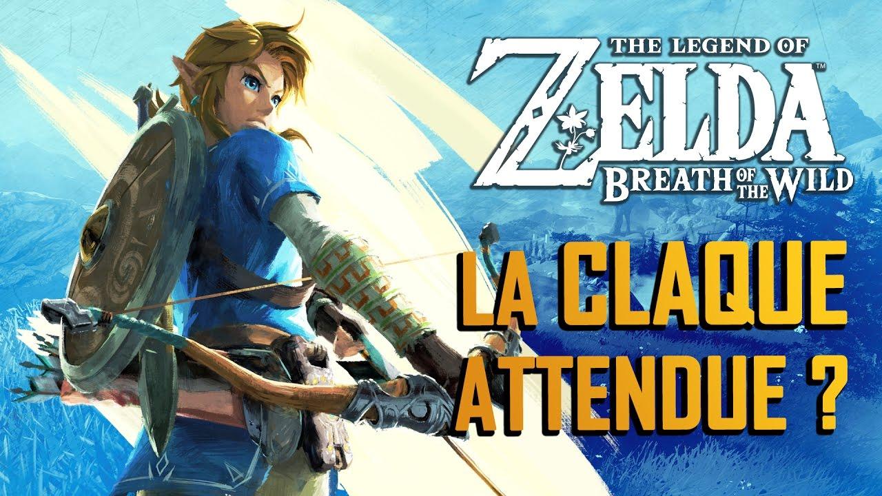 Download ZELDA BREATH OF THE WILD : Alors, ce Zelda Switch ?   GAMEPLAY FR #1
