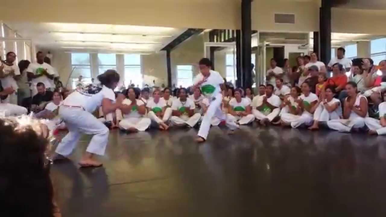 Capoeira Brasil San Diego Batizado 2015 Aranha v Diana ...