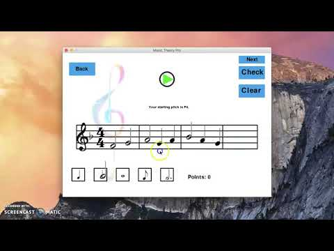 15-112 Term Project: Music Theory Pro