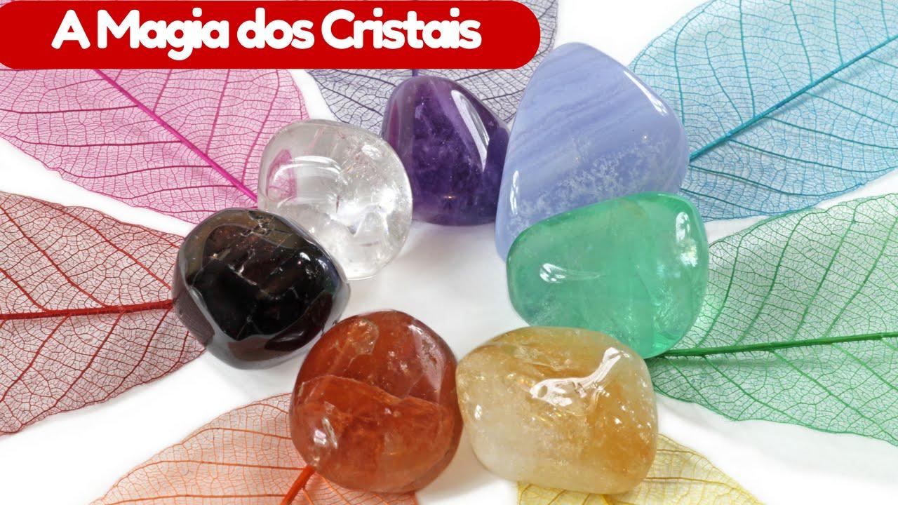 Resultado de imagem para magia dos cristais