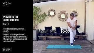 Circuits renforcement musculaire et Ken