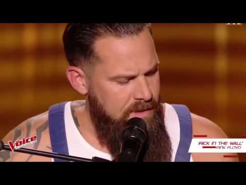 Pink Floyd TOP 10   BEST Blind Auditions