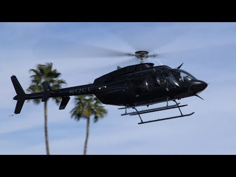 Las Vegas Welcomes Resurgent Rotorcraft Industry to Heli-Expo 2018 – AINtv