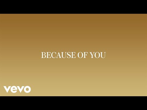 Shania Twain - Because Of You (Audio)