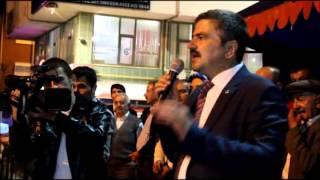 Burdur Bucakta MHP nin seçim zaferi coşkusu Mevlüt Akca