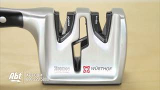 How To Use a Wusthof Knife Sharpener