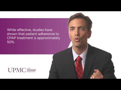 Novel Therapies in Sleep Apnea Treatment - Presented by Ryan Soose, MD | UPMC
