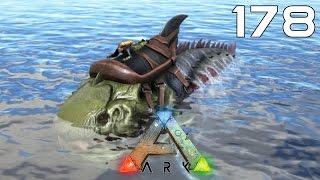 ARK Survival Evolved [#178] Twardziel morski - Dunkleosteus