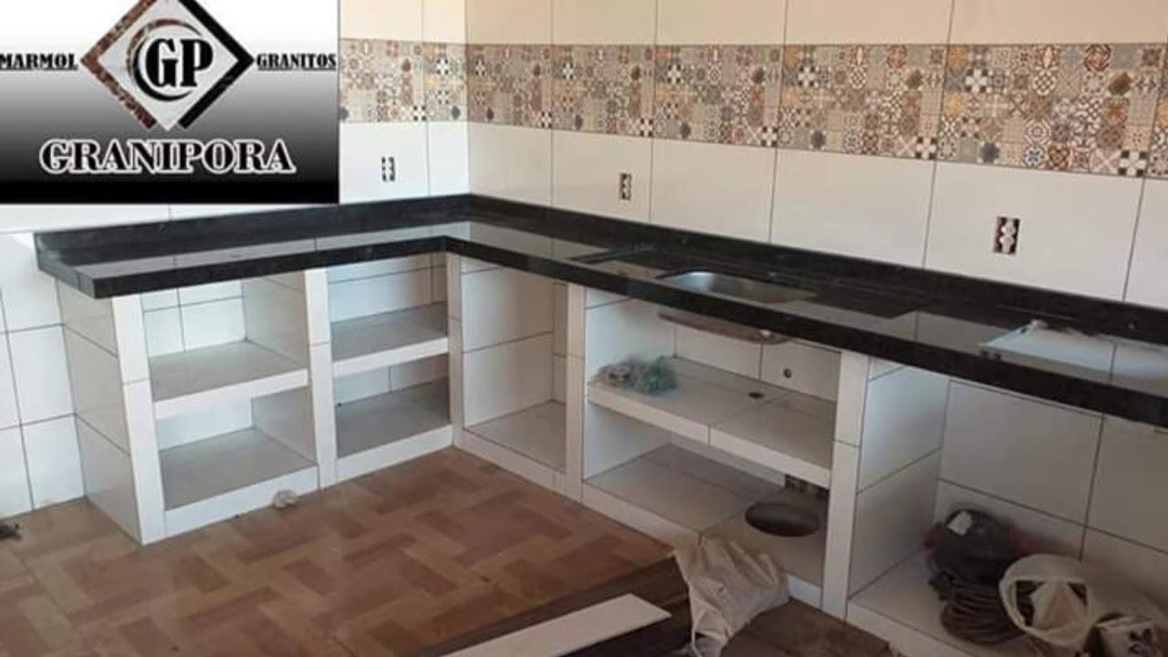 Cocina Americana Countertop Sink Pia Balcao Encimera