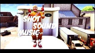 FORTNITE GUN SHOT SONG! | Fortnite Battle Royale