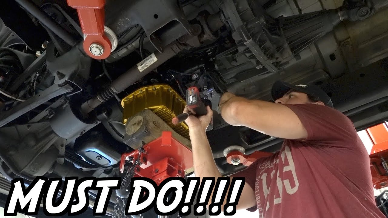 DO THIS NOW TO SAVE YOUR TRANSMISSION!!!!