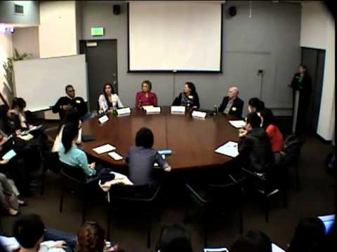 Communication Management Alumni Panel