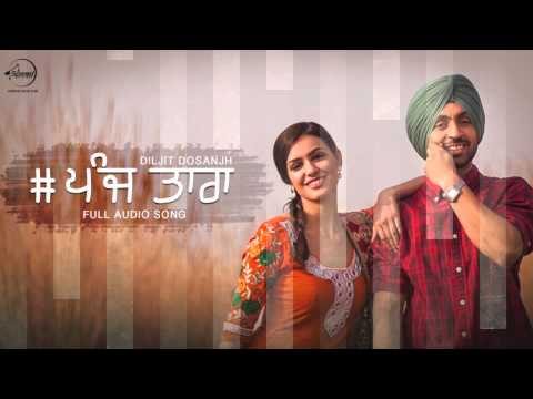 5 Taara - Diljit Dosanjh | Full Audio Song | Latest Punjabi Songs 2016 | Speed Records