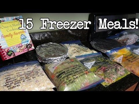 Dollar Tree Cookbook Freezer Meals
