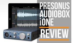 Review PreSonus AudioBox iOne   Guitar Interactive Magazine