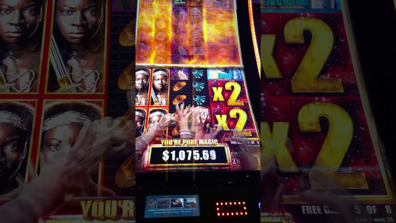 Slot Machine Winners 2017