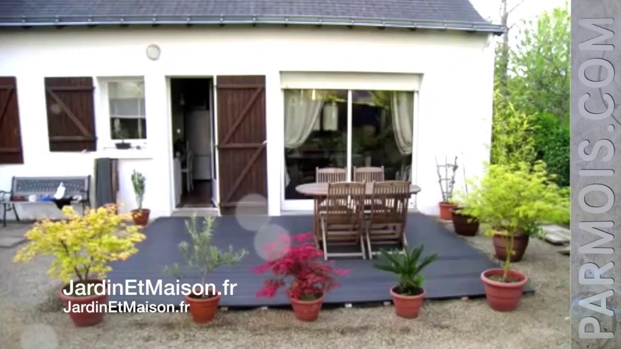 Comment Poser Une Terrasse Composite ?