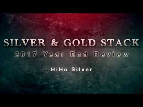 2017 Full Stack Review: 4,000+ oz Silver & 20 oz Gold