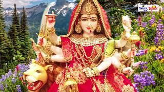 नवरात्रि का बहुत मीठा भजन जगराते में देखो खुद मईया चली आई है Anjali Yadav
