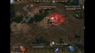 Drakensang Online Gameplay:Part 1