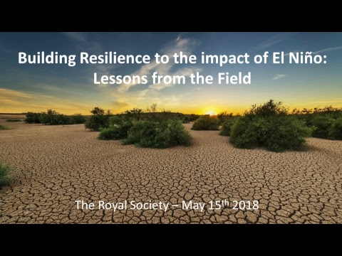 Building Resilience to the Impacts of El Nino