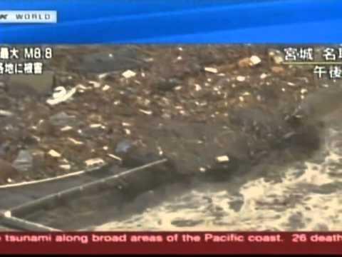 Zemljotres i cunami u Japanu