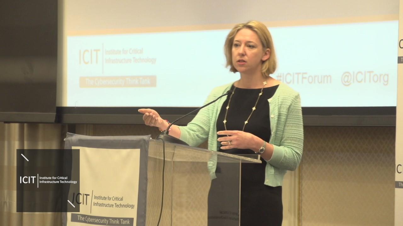 2017 ICIT Forum: Addressing Risks to Critical ...