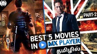 Best 5 Hollywood Tamil dubbed movies in MX Player   Part - 2   Playtamildub