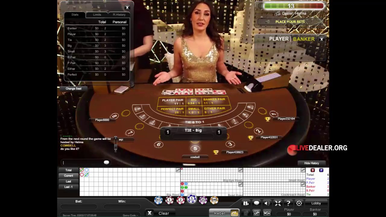 Zdarma villa live grand baccarat no commission offers big wins