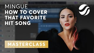 How to COVER that favorite HIT SONG with Mingue   FHM Producer Program
