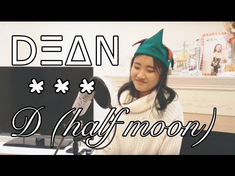 DEAN 딘 - Half Moon (English Cover by Ramy 张佳楠)